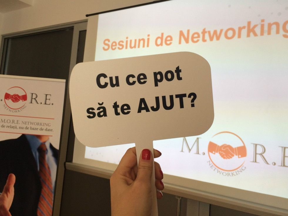 Networking sau NetPile?
