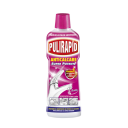 PULIRAPID Soluție Anticalcar cu Oțet 500 ml