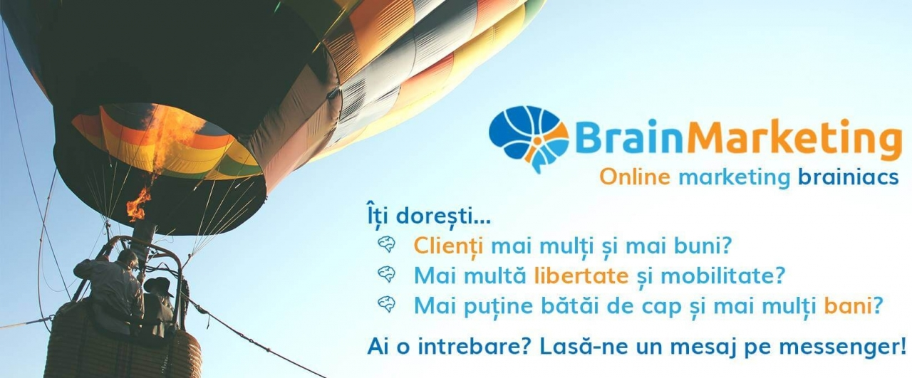 Brain Marketing Romania