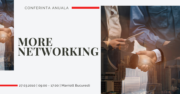 Conferinta Anuala Business Networking & MORE