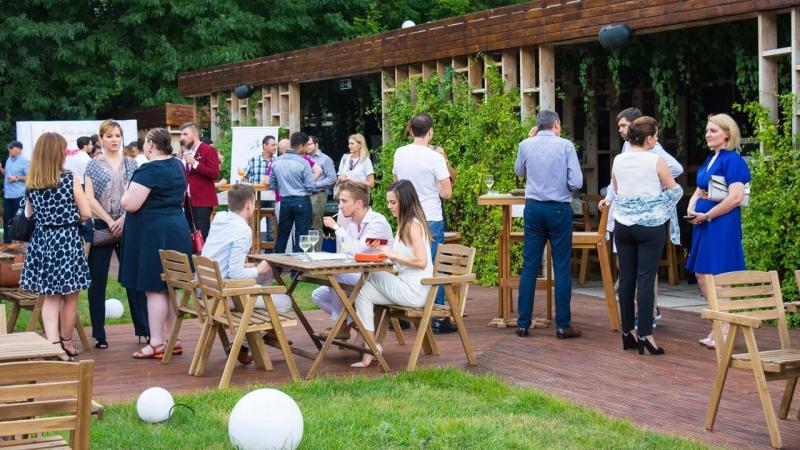 Networking Garden Party